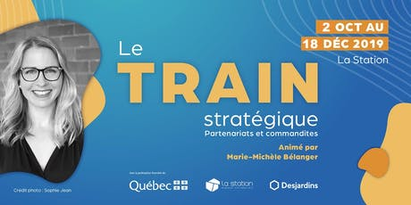 Le TRAIN stratégique (SUPPLÉMENTAIRE) billets