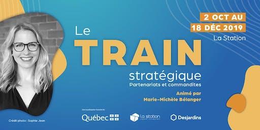 Le TRAIN stratégique (SUPPLÉMENTAIRE)