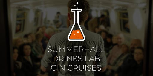 Drinks Lab Gin Cruises - 19th October - 4pm