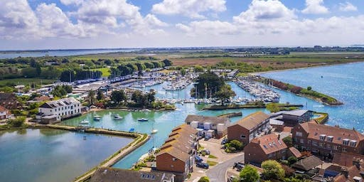Emsworth Farmers Market & 5km Walk