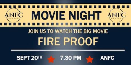 ANFC Movie Night tickets