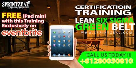 Lean Six Sigma Green Belt Certification Training Newcastle tickets