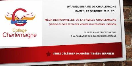 Méga Retrouvailles de la famille Charlemagne tickets