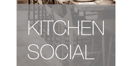 Kitchen Social - Wednesday 3rd October tickets