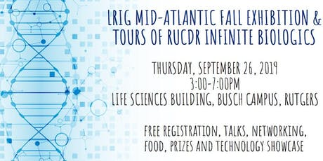 LRIG Mid-Atlantic Fall Exhibition & RUDCR Infinite Biologics Tour 2019 tickets