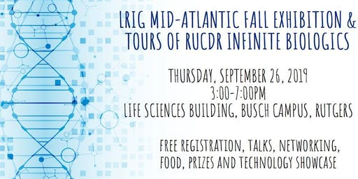 LRIG Mid-Atlantic Fall Exhibition & RUDCR Infinite Biologics Tour 2019