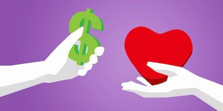 NonProfit Funding Class tickets