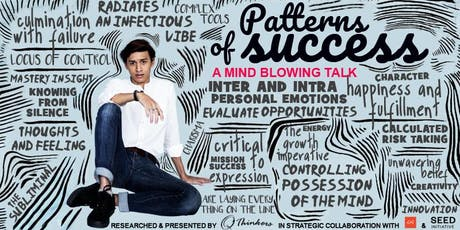 Patterns of Success - Interactive Talk tickets