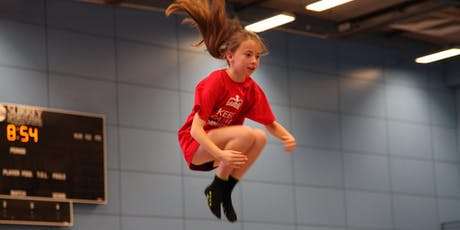 GUILDFORD | TRAMPOLINE HALF-TERM MASTERCLASS | 28th Oct | 29th Oct | 31st Oct tickets