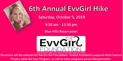 Charity Hike to Benefit EvvGirl Foundation