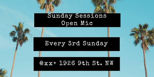 Sunday Sessions Open Mic (lgbtqia)