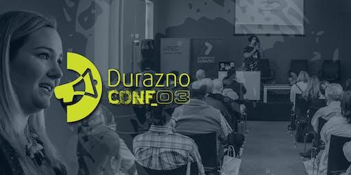 DuraznoConf 2019