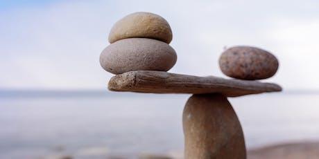 (EN PERSONNE) Créer un équilibre dans votre vie (En français seulement - anglais disponible en octobre) billets