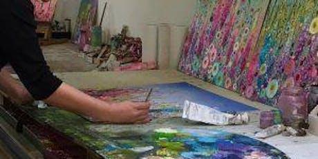 Leanne Christie artist Exhibition Launch tickets