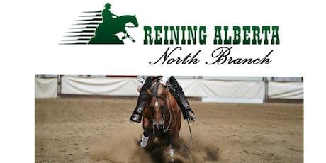 Reining Alberta North 2019 Year End Awards Banquet tickets