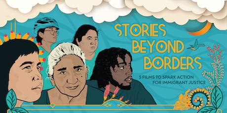 Stories Beyond Borders - Raleigh tickets