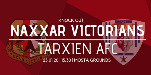 Knock-Out (Preliminary round): Naxxar Victorians vs Tarxien AFC
