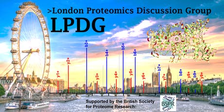 2nd London Proteomics Discussion Group Meeting tickets