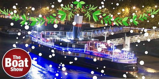 Saturday @ The Boat Show Comedy Club and Popworld Nightclub - Christmas Special