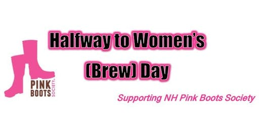 Halfway to Women's (Brew) Day