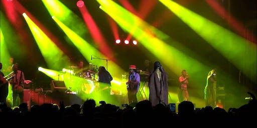 Reggae World Peace Concert