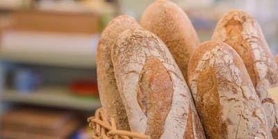 Sourdough Bread Course 25 January 2020