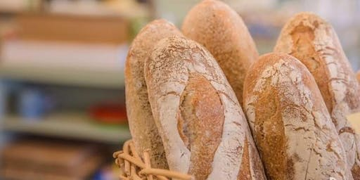 Sourdough Bread Course 25 January 2020