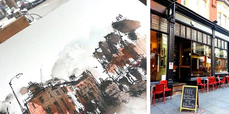 City Sketching: Composition Workshop tickets