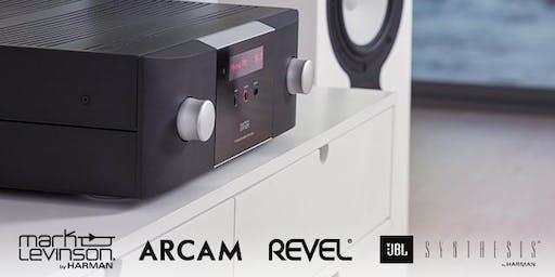 Harman Luxury Audio Workshop