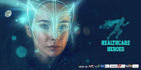 Healthcare Heroes – sessie 1 Inspiratie – 8 oktober 2019 aan de KUL tickets