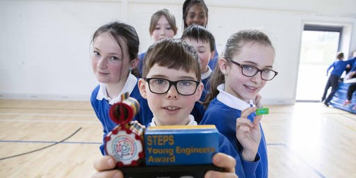STEPS Young Engineers Award Volunteer Workshop 2019 - West