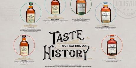 Old Forester Bourbon Tasting & Seminar tickets