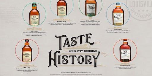 Old Forester Bourbon Tasting & Seminar