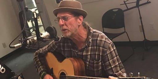 Keith Rea in Cambridge