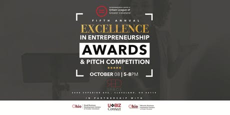 Excellence In Entrepreneurship: Awards & Pitch Competition  tickets