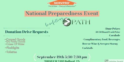 SERVPRO Open House & National Preparedness Event