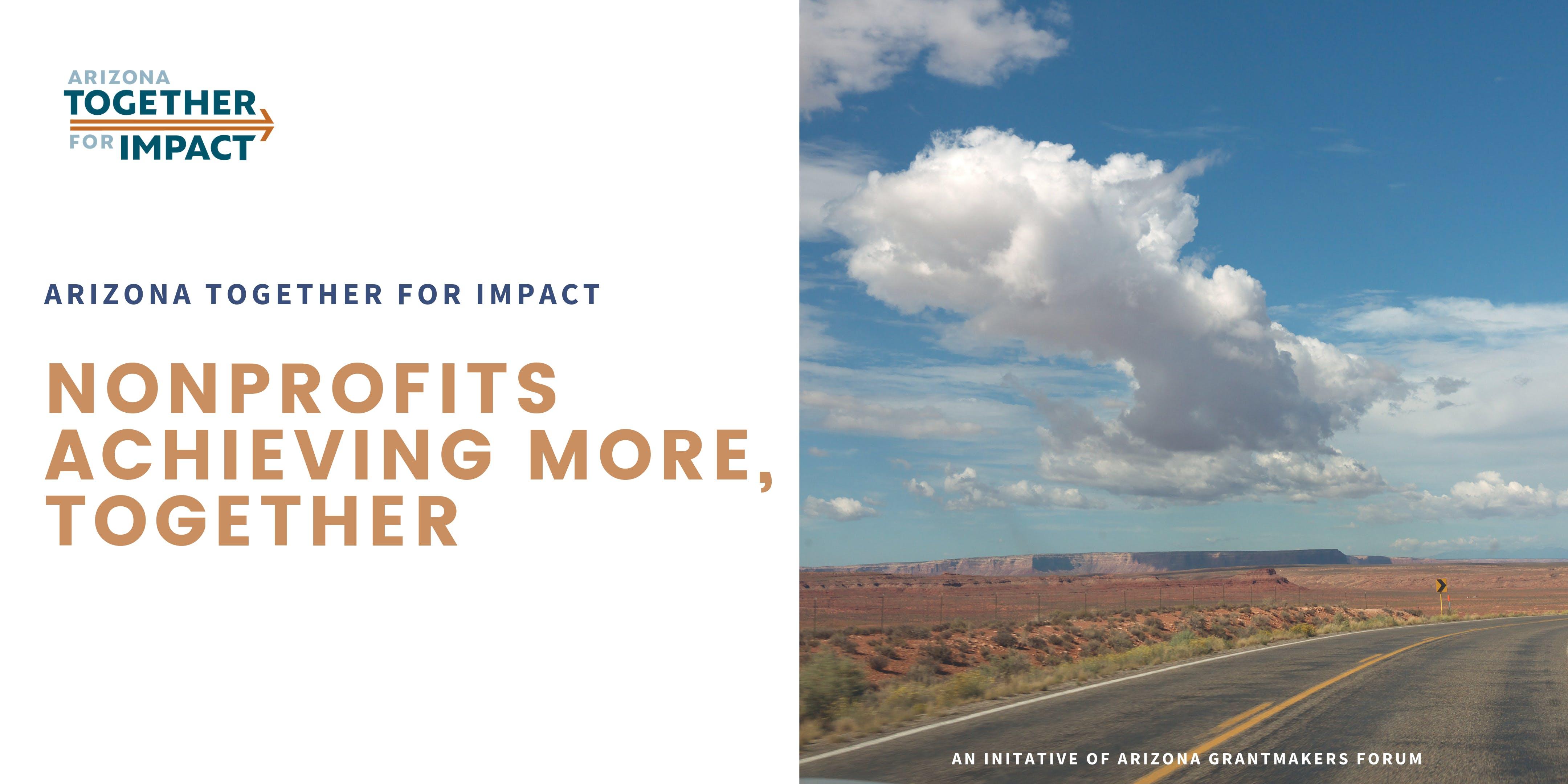 Nonprofits Achieving More, Together—Phoenix