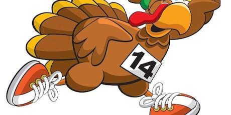 11th Annual Turkey Trot & Gobble Wobble tickets