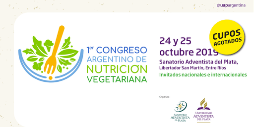 1º Congreso Argentino de Nutrición Vegetariana