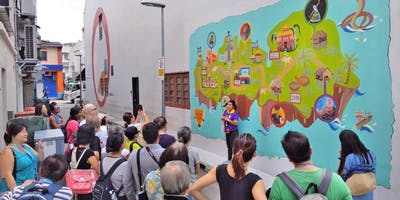 Little India Art Walk + Art Talk by A'shua Imran