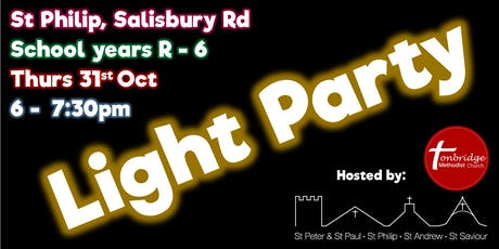 Light Party tickets