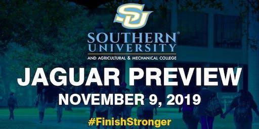 2019 Southern University Dallas Alumni Chapter Jaguar Preview Bus Trip