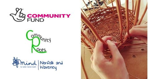 Free Willow Weaving workshop at Community Roots