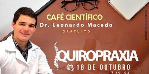 CAFÉ CIENTÍFICO - QUIROPRAXIA