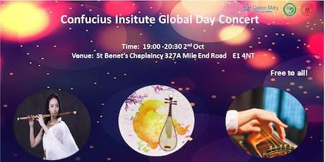 Confucius Institute Global Day Concert tickets