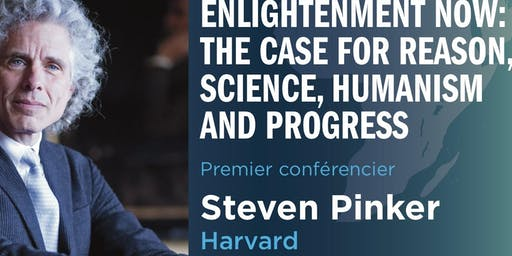 Enlightment Now : The case For Reason, Science, Humanism and Progress