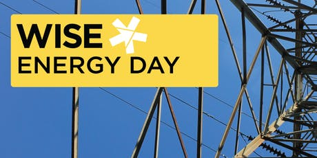 WISE Energy Day 2019 tickets