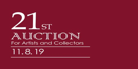 21st Auction for Artists and Collectors tickets