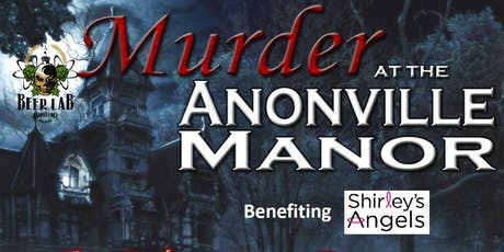 Murder Mystery Benefit Dinner tickets