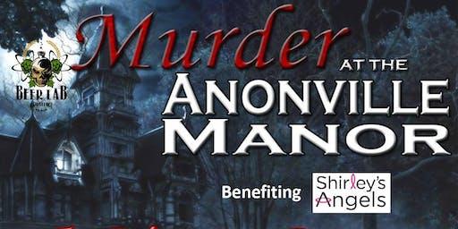 Murder Mystery Benefit Dinner